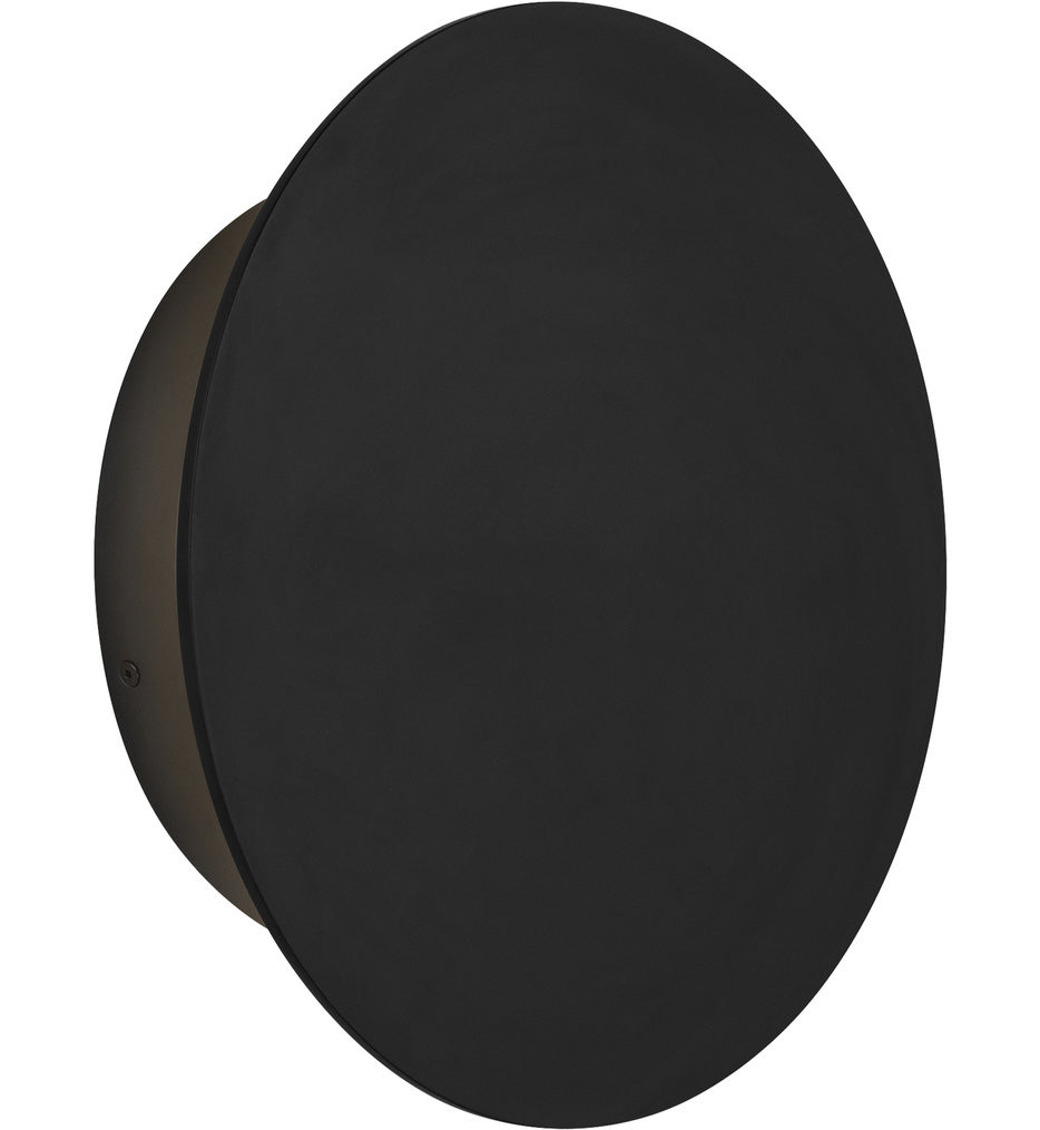 Tech Lighting - Port Round 13 Inch Outdoor Wall Sconce