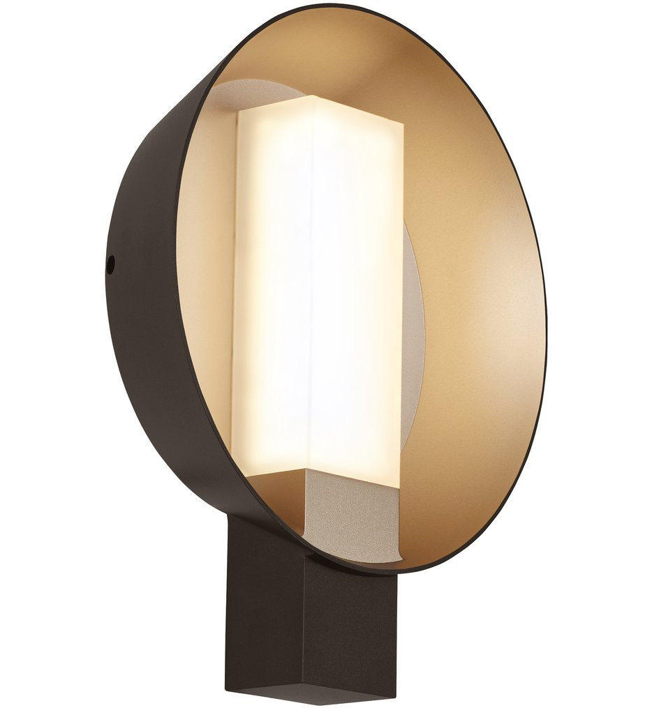 Tech Lighting - Refuge Round Outdoor Wall Sconce