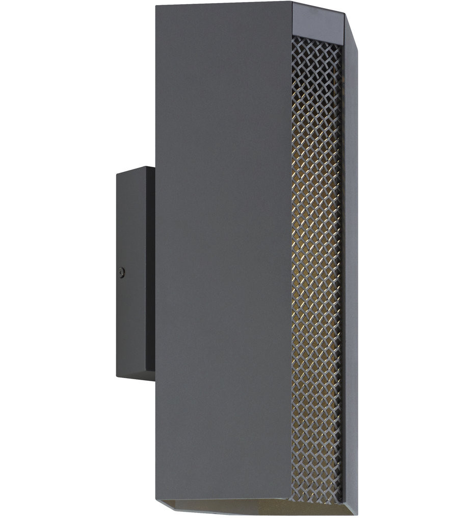 Tech Lighting - Root 15 Inch Outdoor Wall Sconce