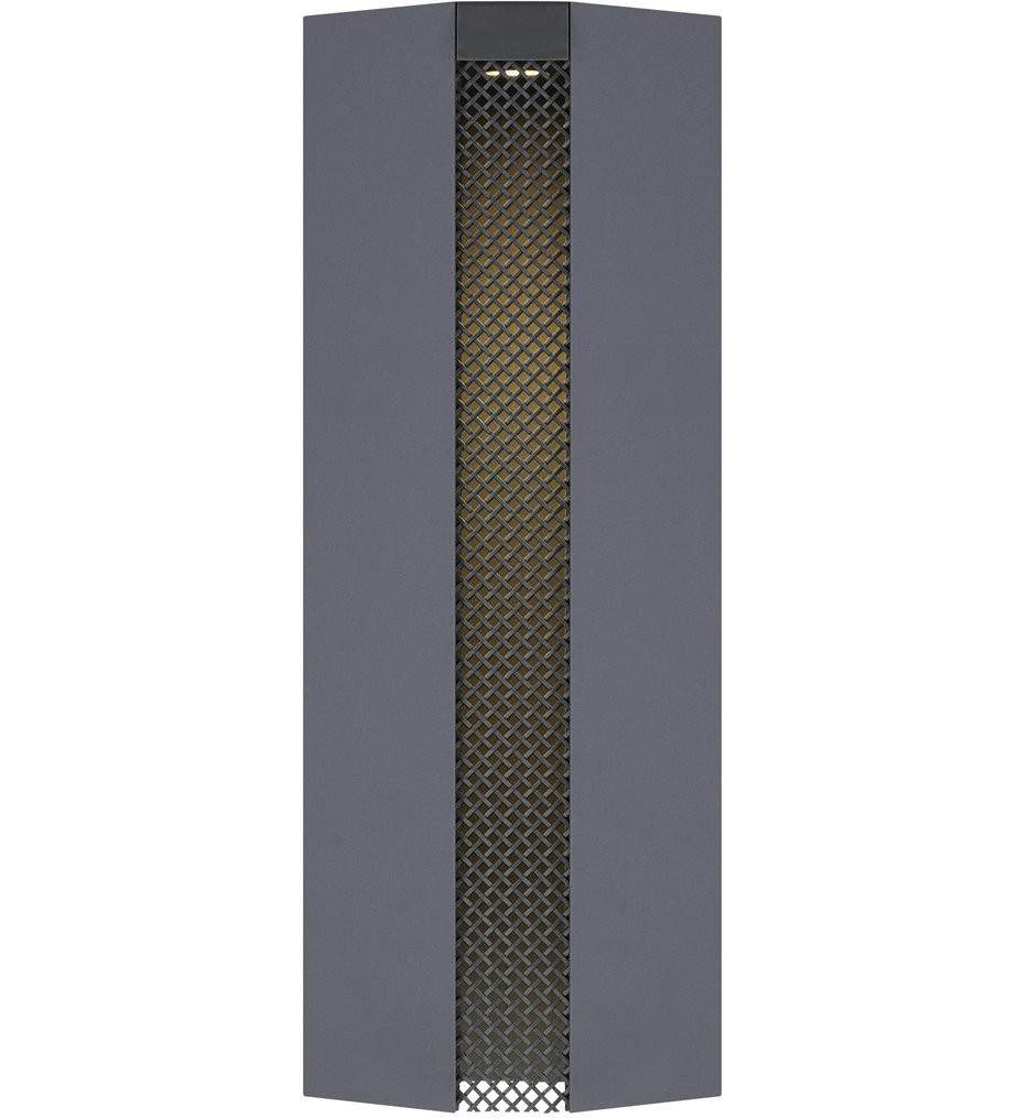 Tech Lighting - Root 20 Inch Outdoor Wall Sconce
