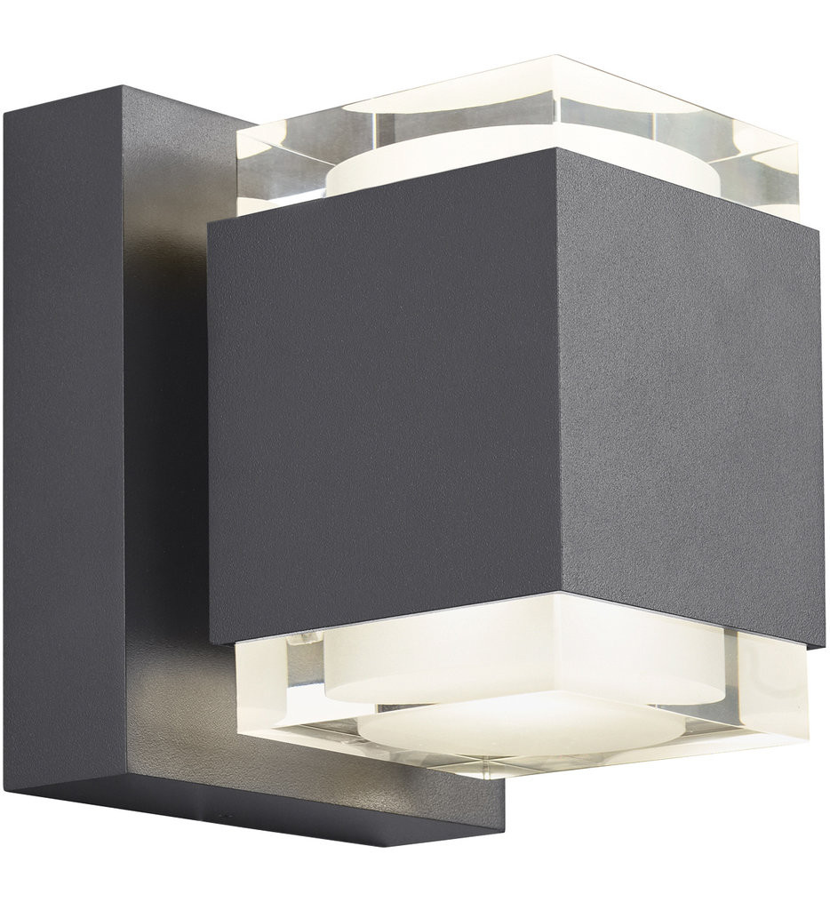 Tech Lighting - Voto 6.4 Inch Outdoor Wall Sconce