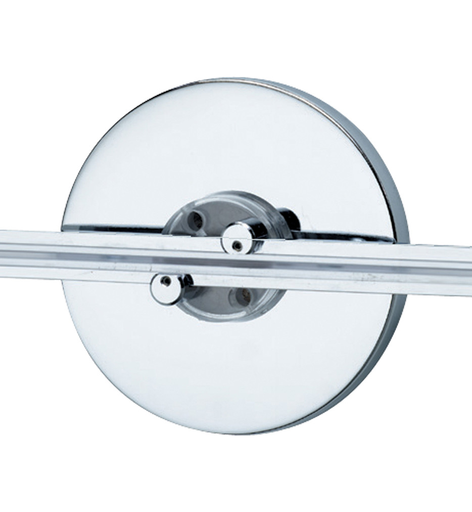 Tech Lighting - Wall Monorail 4 Inch Round Single Power Feed Canopy