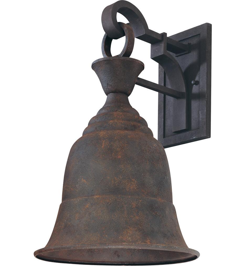 Troy Lighting - B2363CR - Liberty Centennial Rust 19.75 Inch Outdoor Wall Lantern