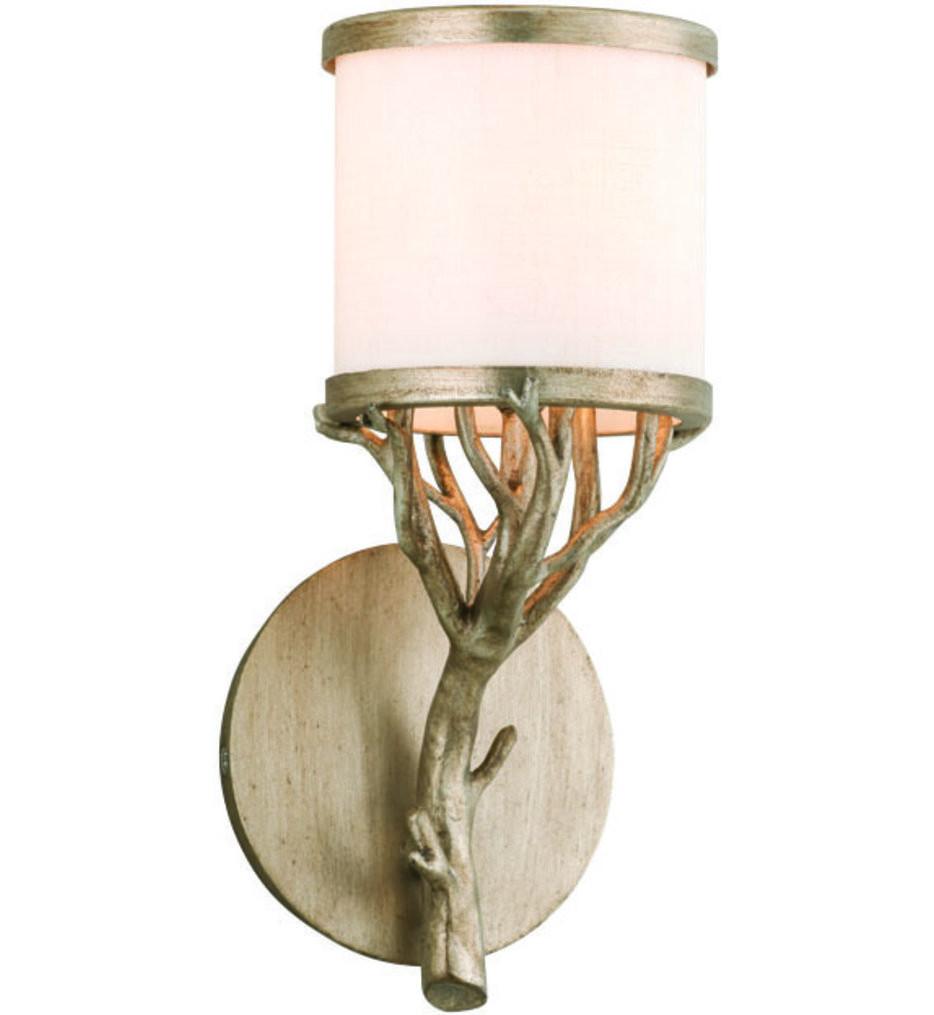 Troy Lighting - B4111 - Whitman Bath Vienna Bronze 1 Light Bath Vanity Light