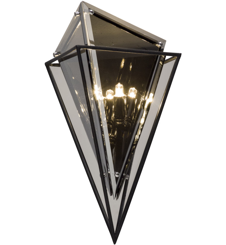 Troy Lighting - B5321 - Epic Forged Iron 2 Light Wall Sconce