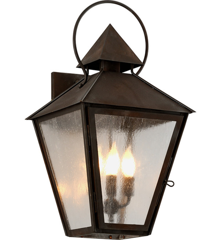 Troy Lighting - Allston 4 Light Outdoor Wall Lantern