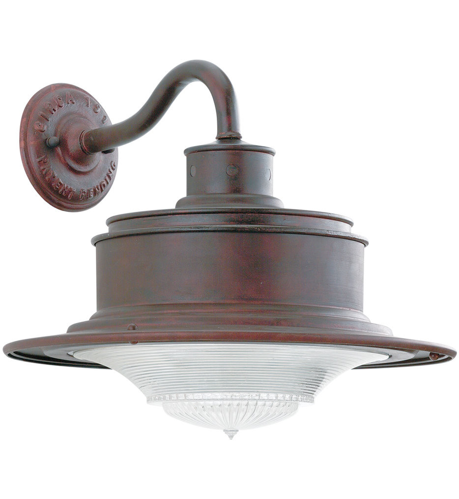 Troy Lighting - South Street 12 Inch 1 Light Outdoor Wall Sconce
