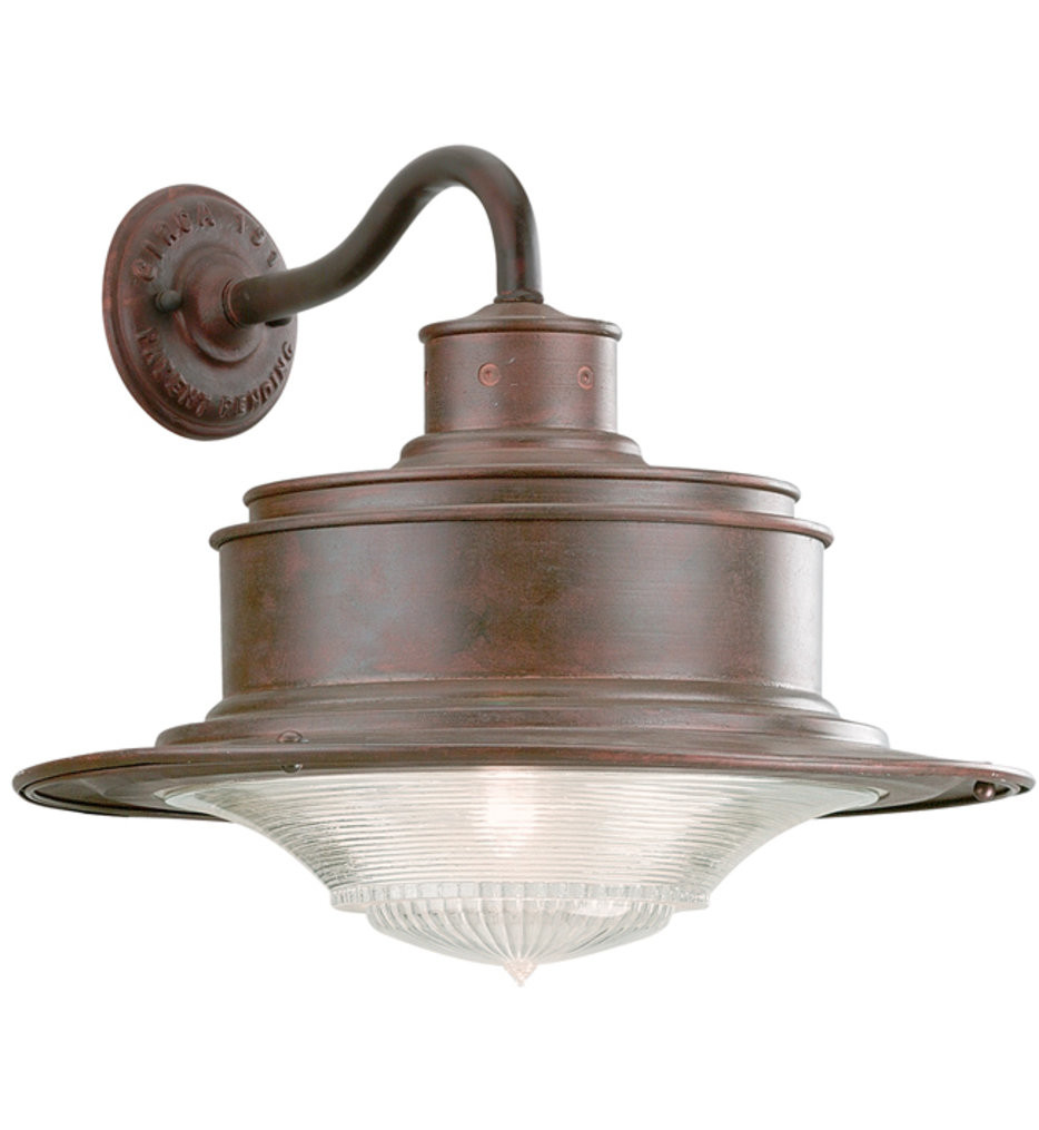 Troy Lighting - South Street 14.25 Inch 1 Light Outdoor Wall Sconce