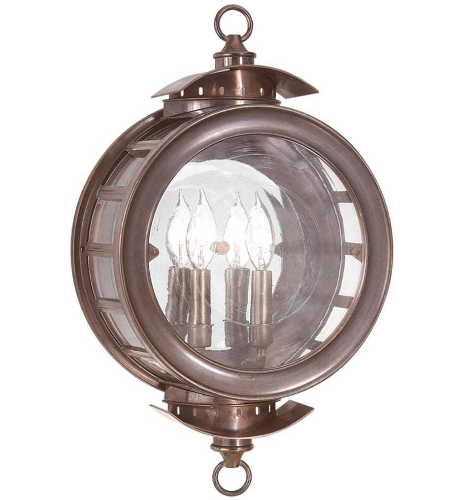 Troy Lighting - B9502HB - Charleston Heritage Bronze 2 Light Outdoor Wall Lantern