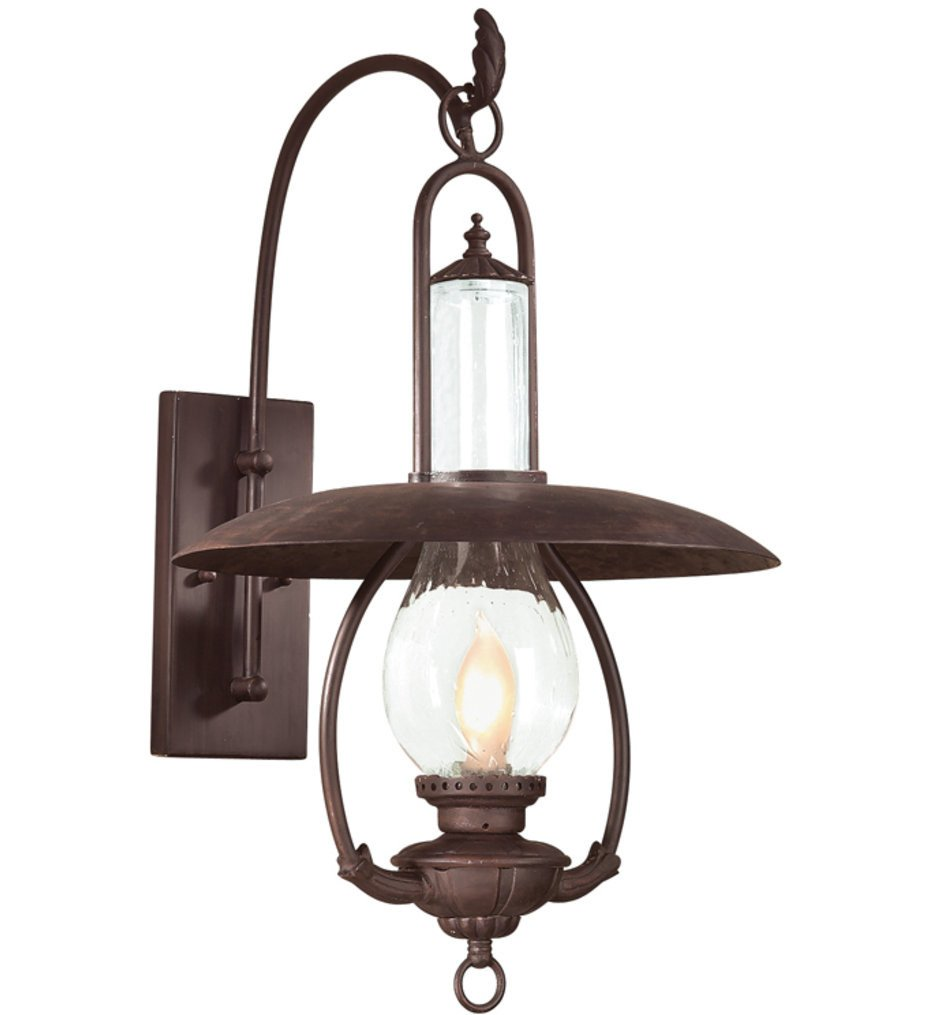Troy Lighting - BCD9011OBZ - La Grange Old Bronze 26.5 Inch Outdoor Wall Lantern