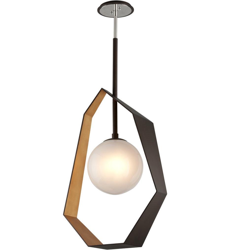 Troy Lighting - Origami 1 Light Pendant