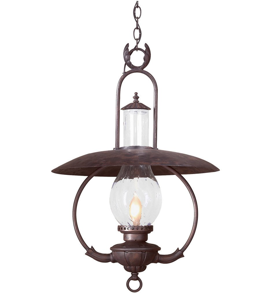 Troy Lighting - FCD9014OBZ - La Grange Old Bronze 30 Inch Outdoor Hanging Lantern