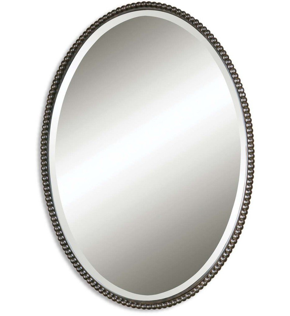 Uttermost - Sherise Oval Mirror