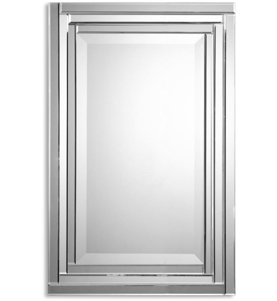 Uttermost - 08027 B - Alanna Frameless Vanity Mirror