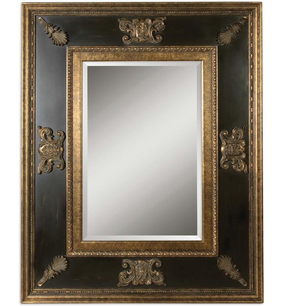 Uttermost - 11173 B - Cadence Antique Gold Mirror