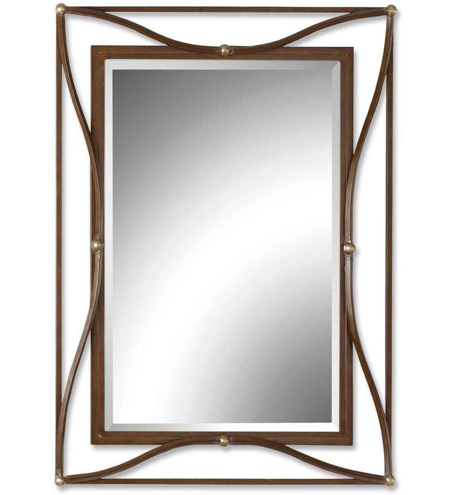 Uttermost - 11547 B - Thierry Bronze Mirror