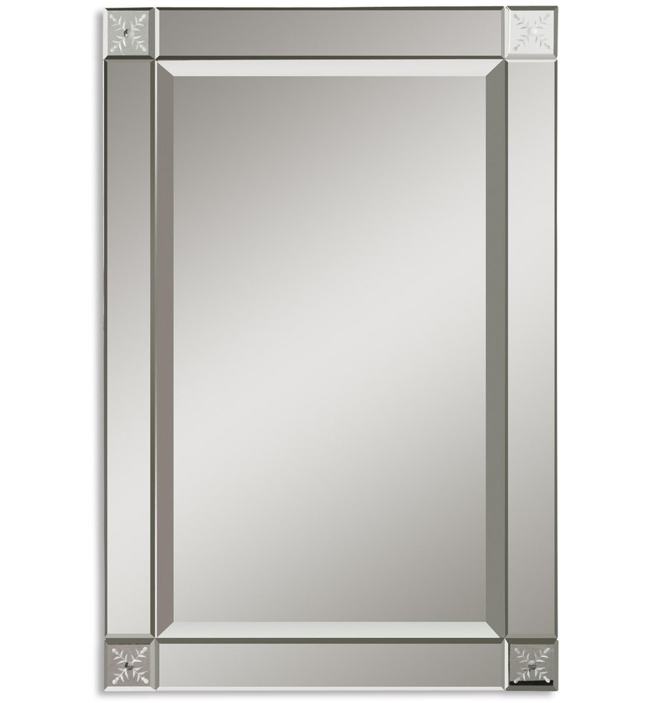 Uttermost - 11914 B - Emberlynn Frameless Mirror