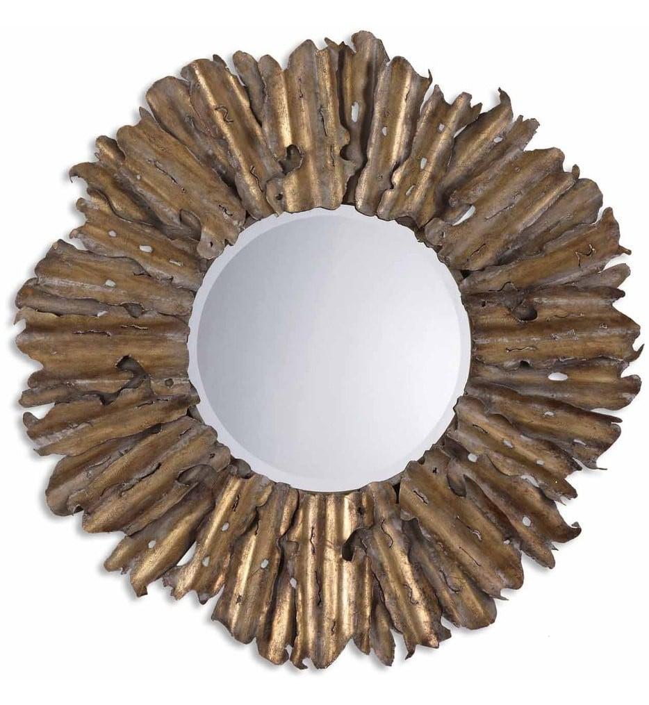 Uttermost - 12742 B - Hemani Antique Gold Mirror