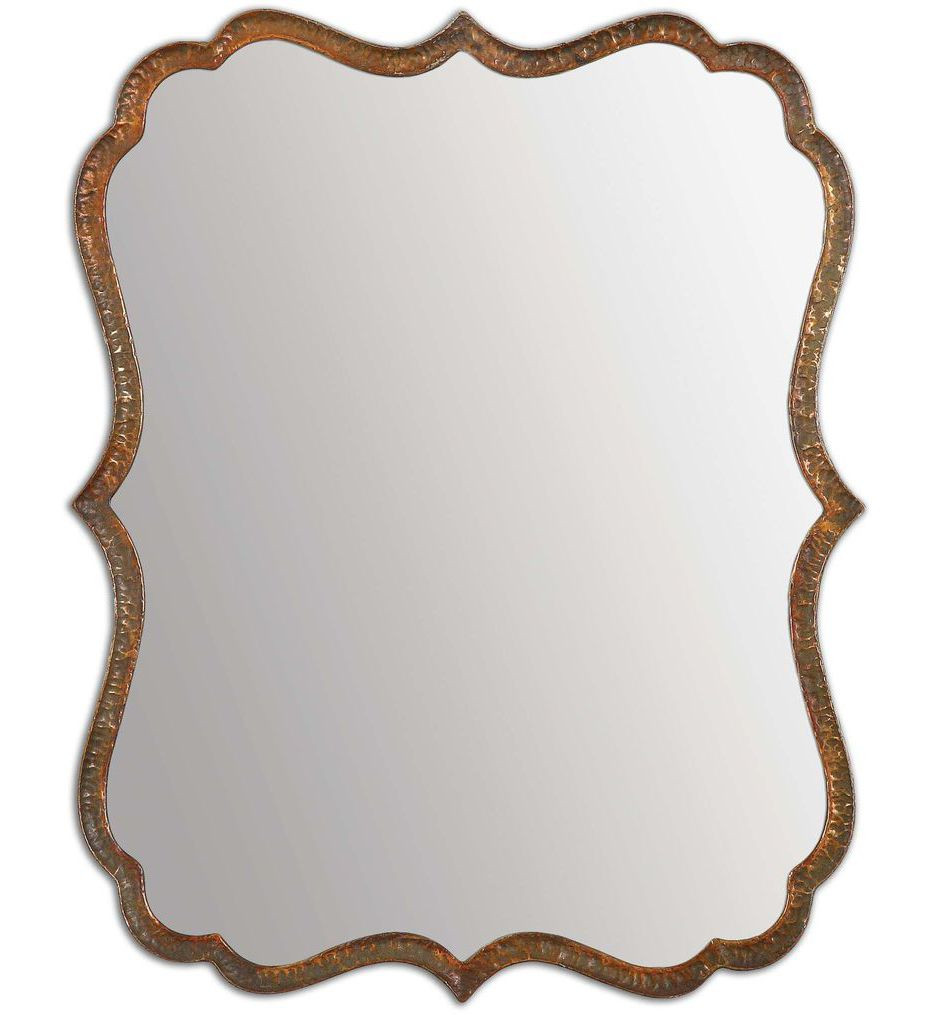 Uttermost - 12848 - Spadola Copper Mirror