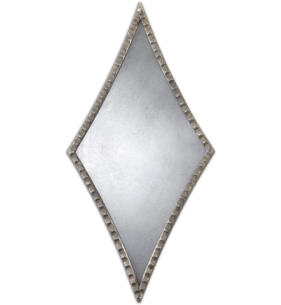 Uttermost - 12882 - Gelston Silver Mirrors (Set of 2)