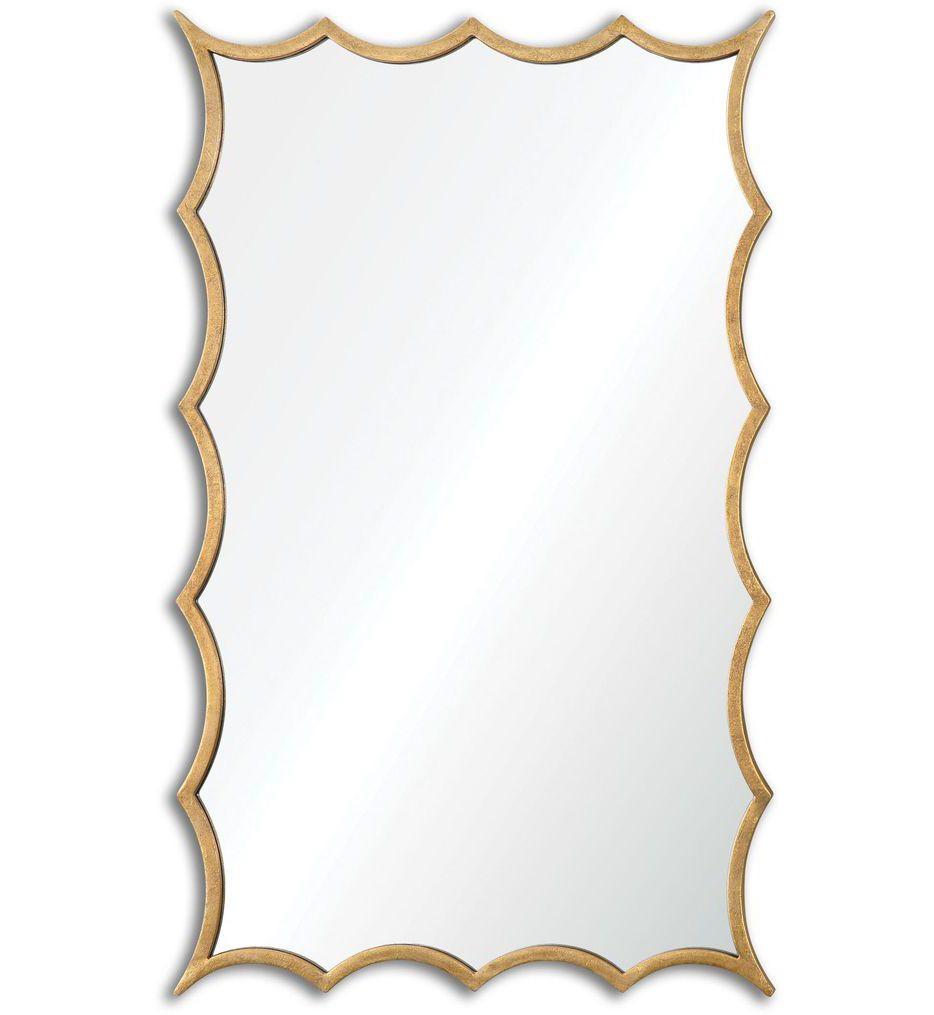 Uttermost - 12892 - Dareios Gold Mirror