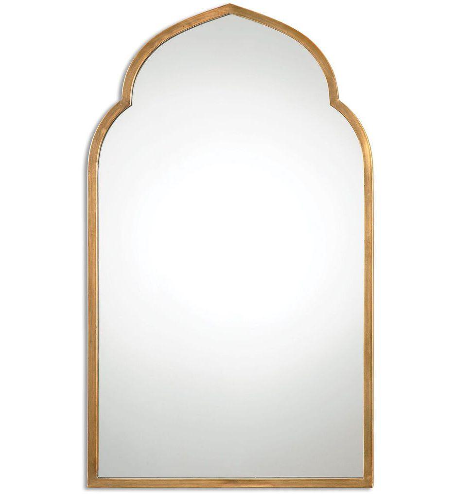 Uttermost - 12907 - Kenitra Gold Arch Mirror
