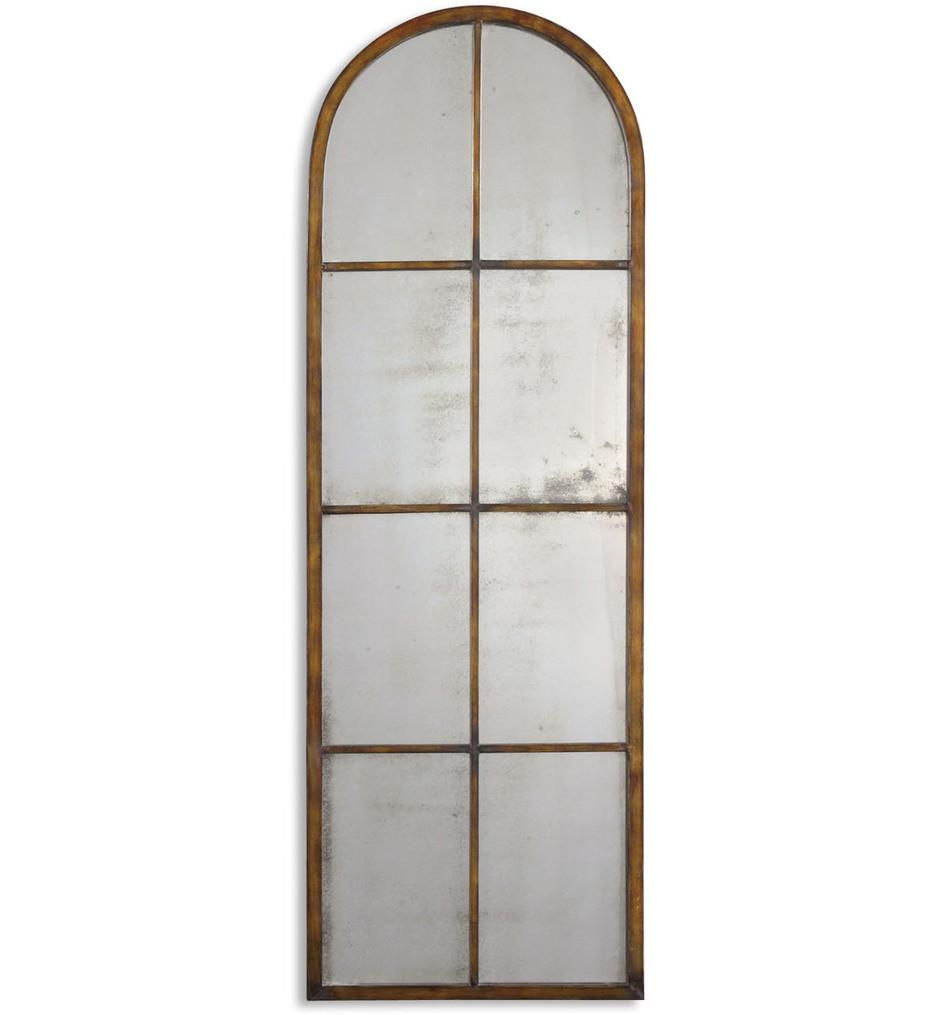 Uttermost - 13463 P - Amiel Arched Brown Mirror