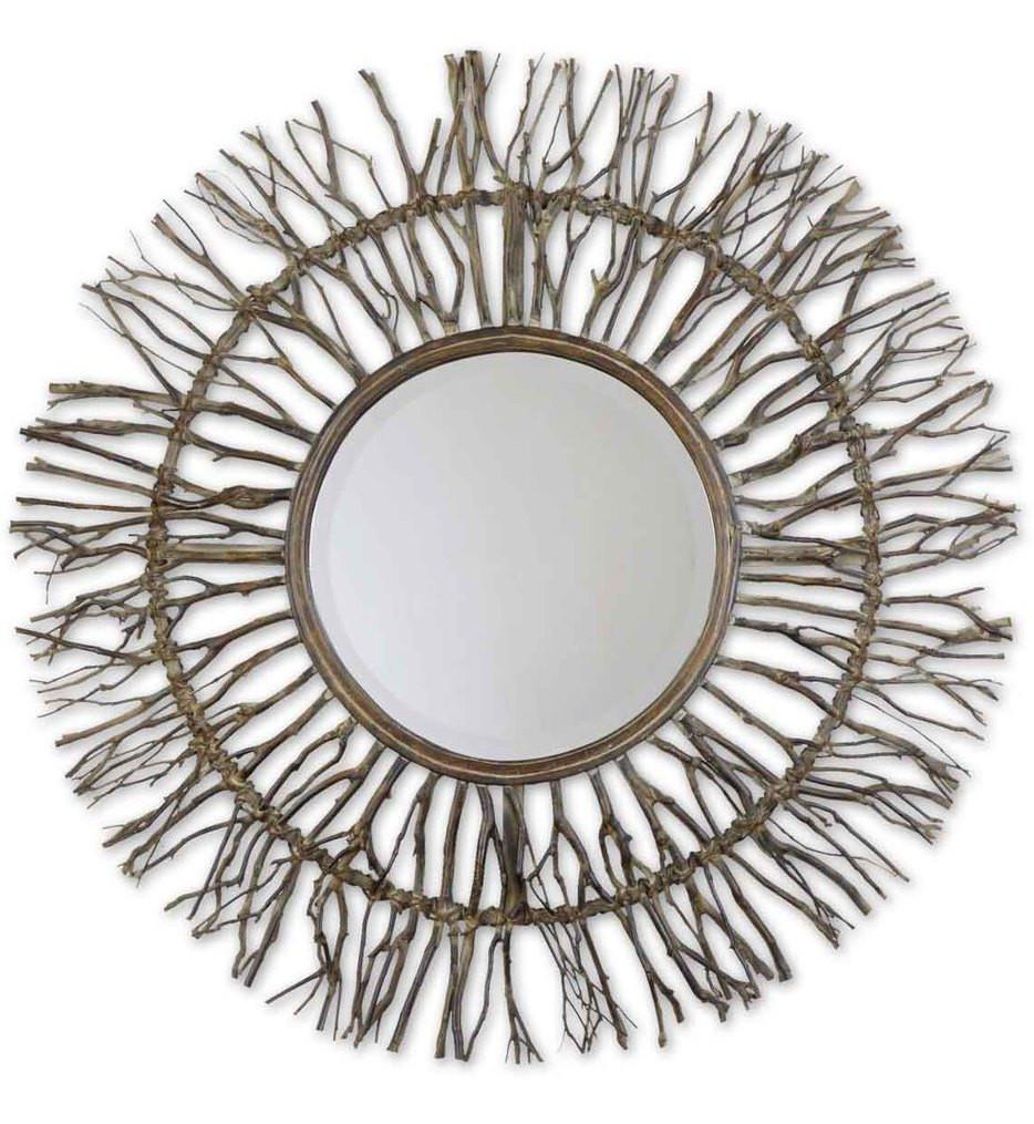 Uttermost - 13705 - Josiah Woven Mirror