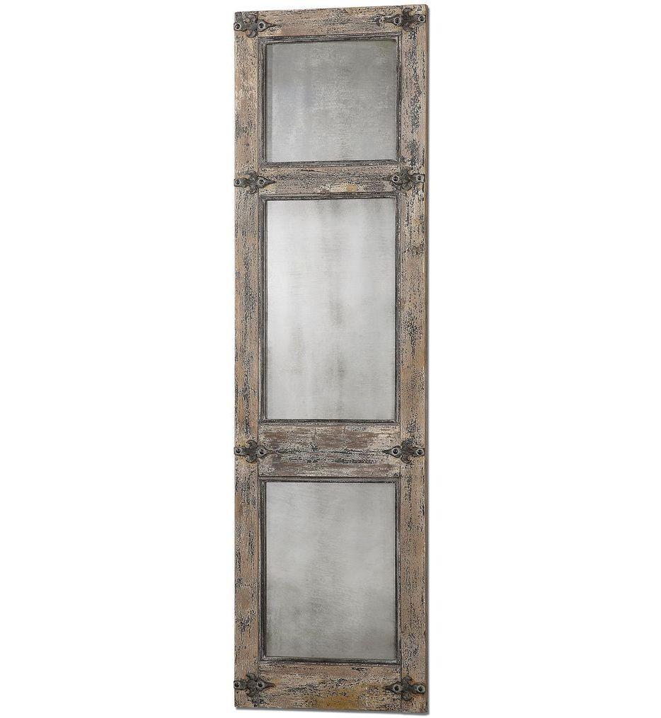 Uttermost - 13835 - Saragano Distressed Leaner Mirror