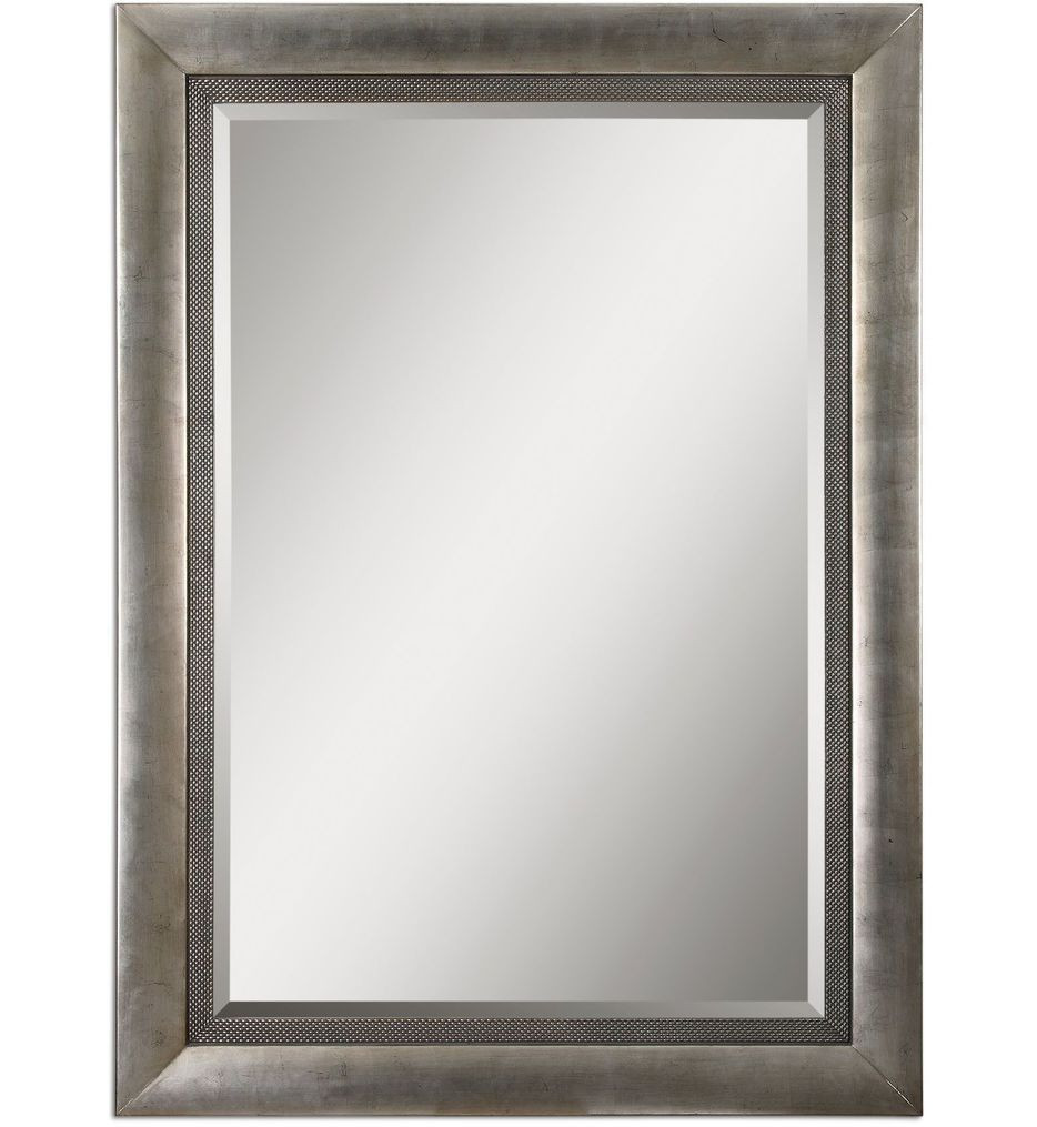Uttermost - 14207 - Gilford Antique Silver Mirror