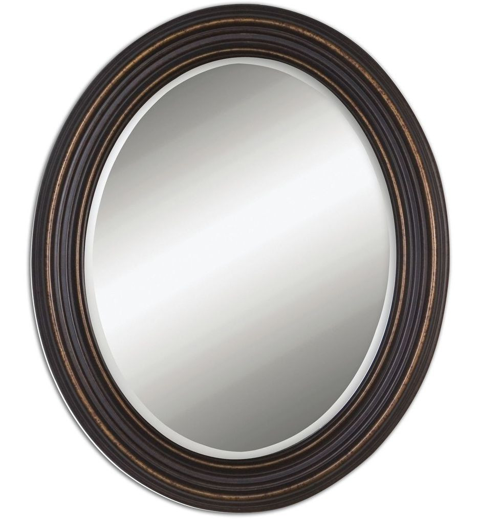 Uttermost - 14610 - Ovesca Oval Mirror