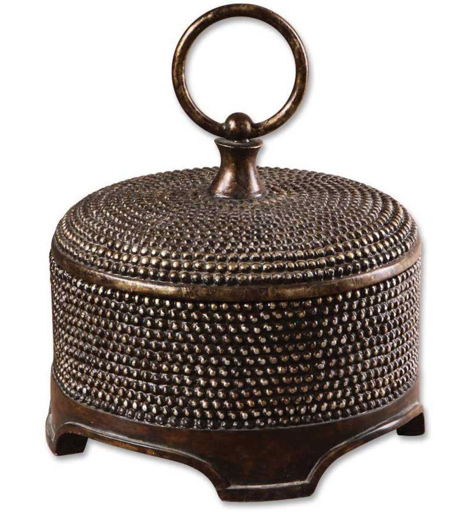 Uttermost - 19022 - Aubriana Distressed Decorative Box