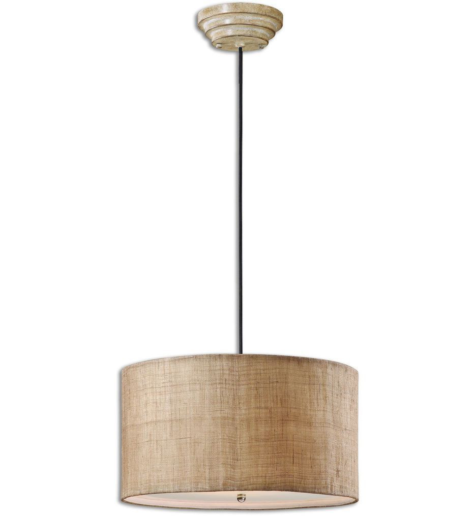 Uttermost - 21933 - Dafina 3 Light Pendant