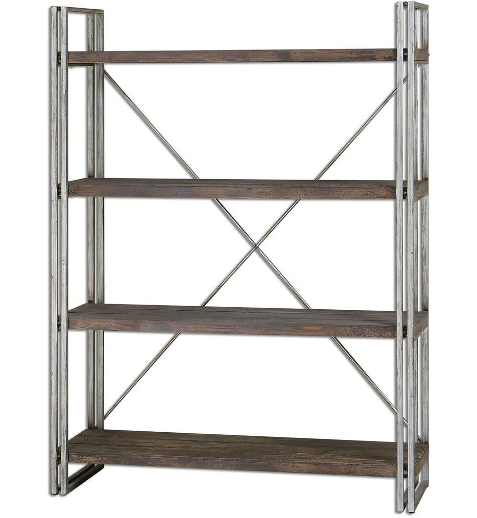 Uttermost - 24396 - Greeley Metal Etagere