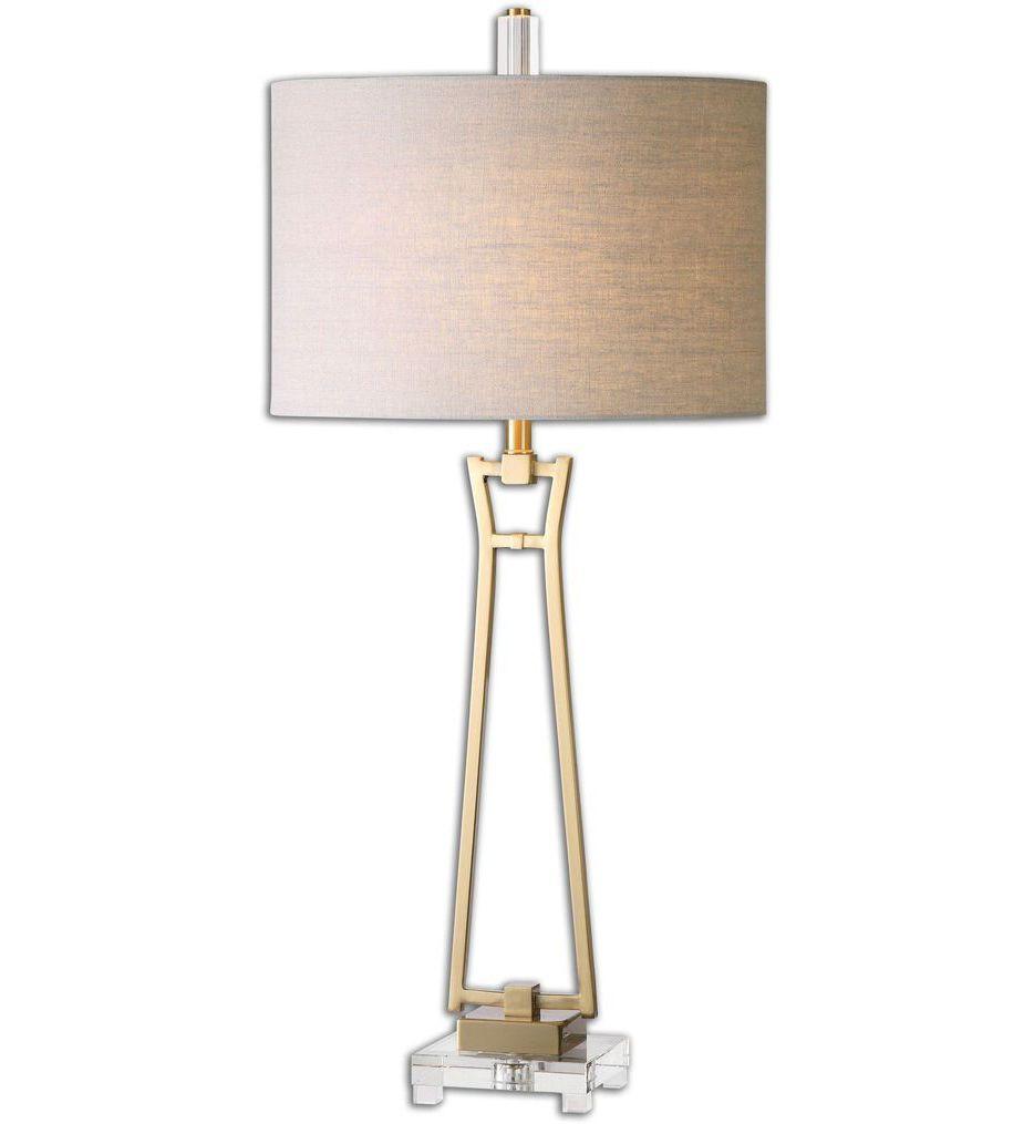 Uttermost - 26144-1 - Leonidas Table Lamp