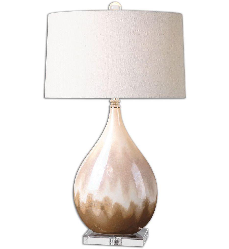Uttermost - 26171-1 - Flavian Table Lamp