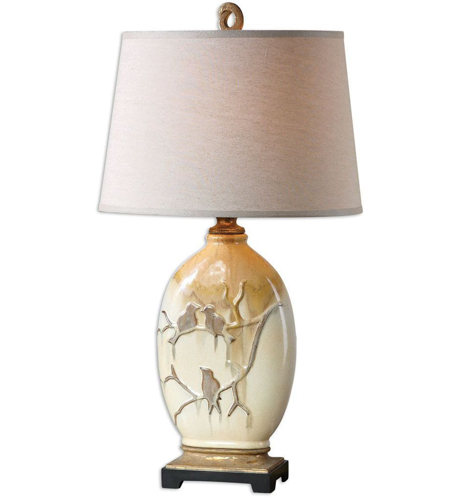 Uttermost - 26498 - Pajaro Table Lamp