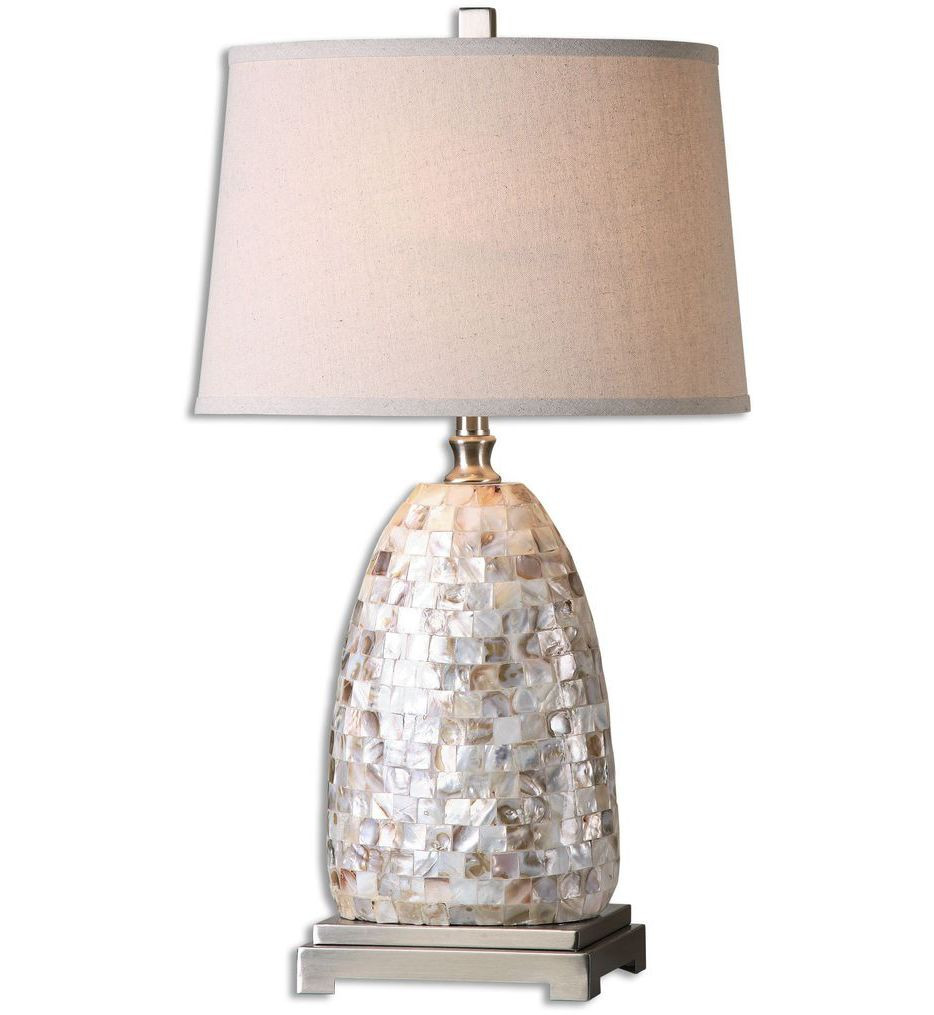Uttermost - 26505 - Capurso Table Lamp