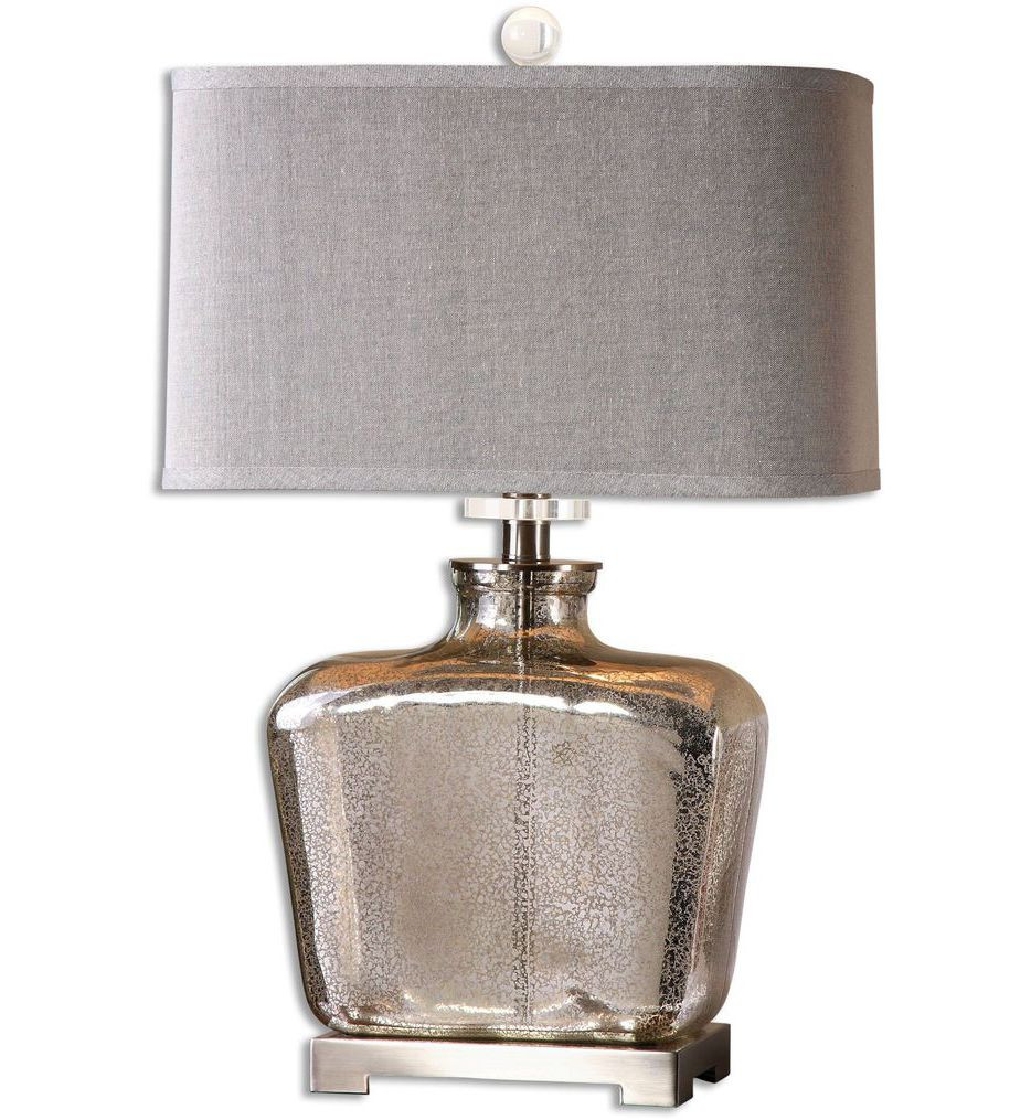 Uttermost - 26851-1 - Molinara Table Lamp