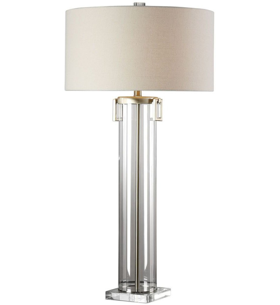 Uttermost - 27731 - Uttermost Monette Tall Cylinder Lamp