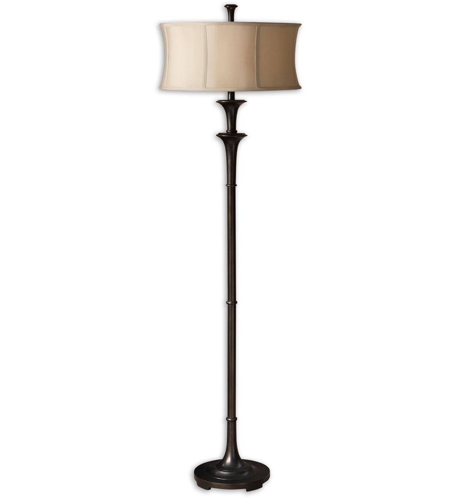 Uttermost - 28229-1 - Brazoria Floor Lamp