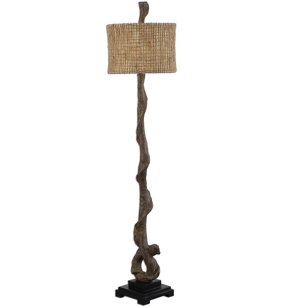Uttermost - 28970 - Uttermost Driftwood Floor Lamp