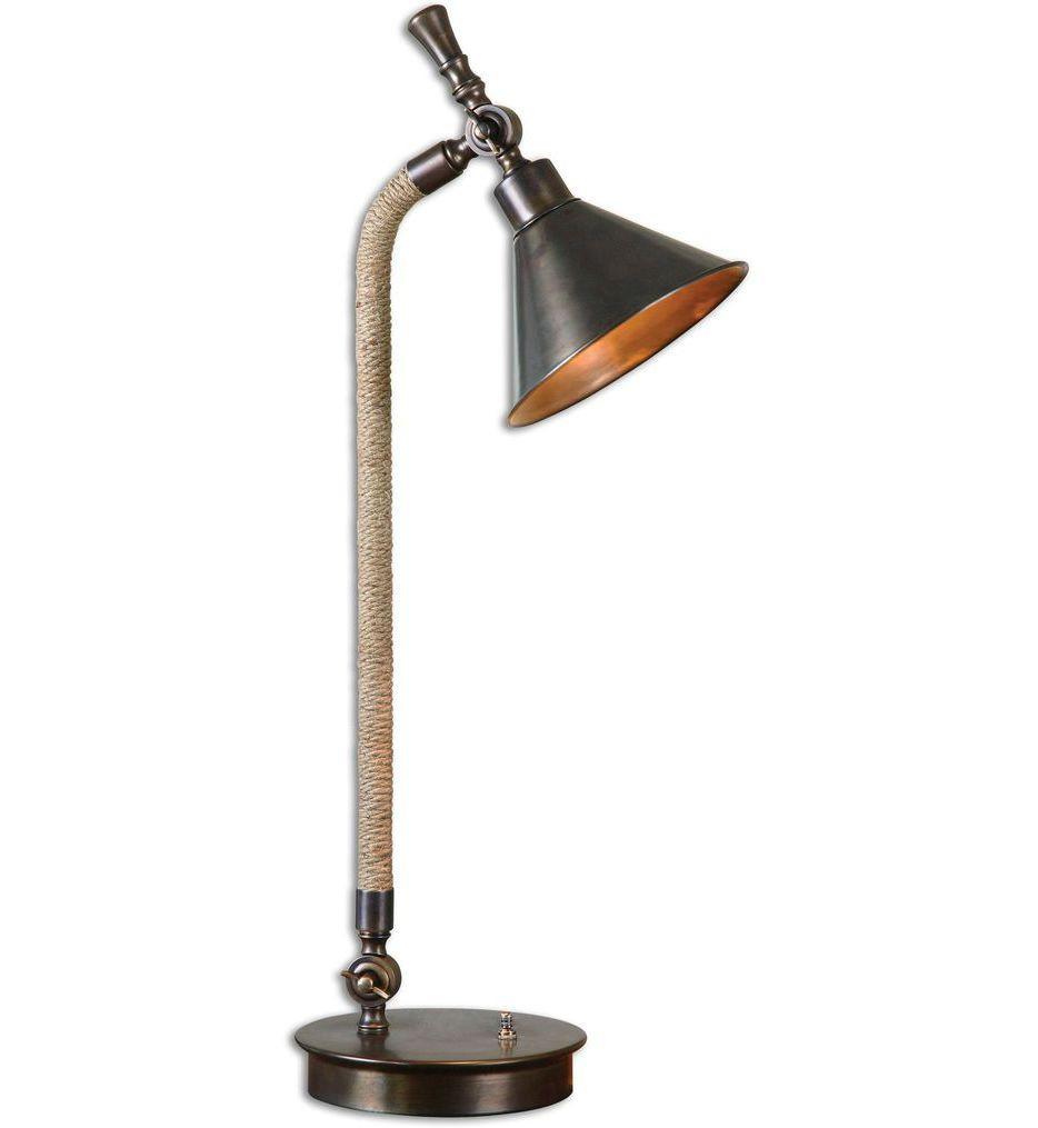Uttermost - 29180-1 - Duvall Task Table Lamp