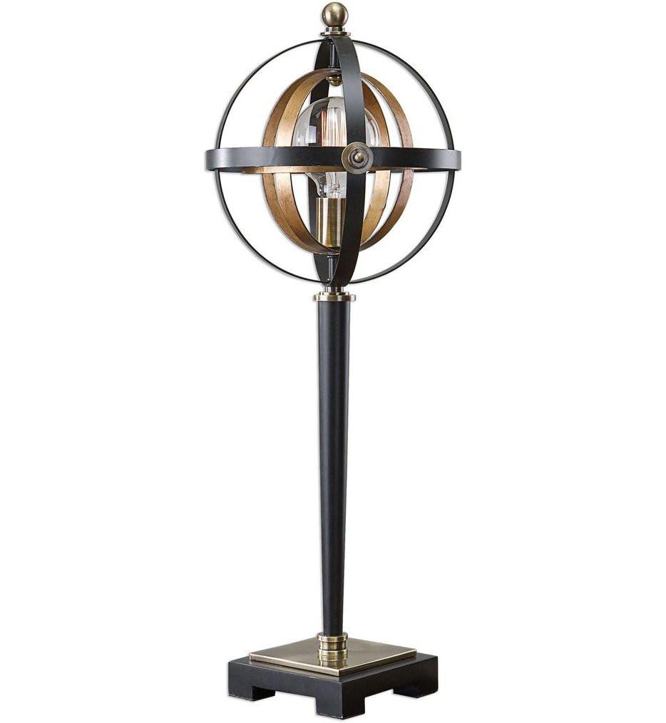 Uttermost - 29212-1 - Uttermost Rondure Sphere Table Lamp