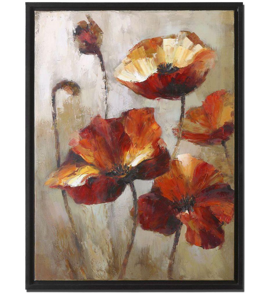 Uttermost - 34223 - Window View Floral Art