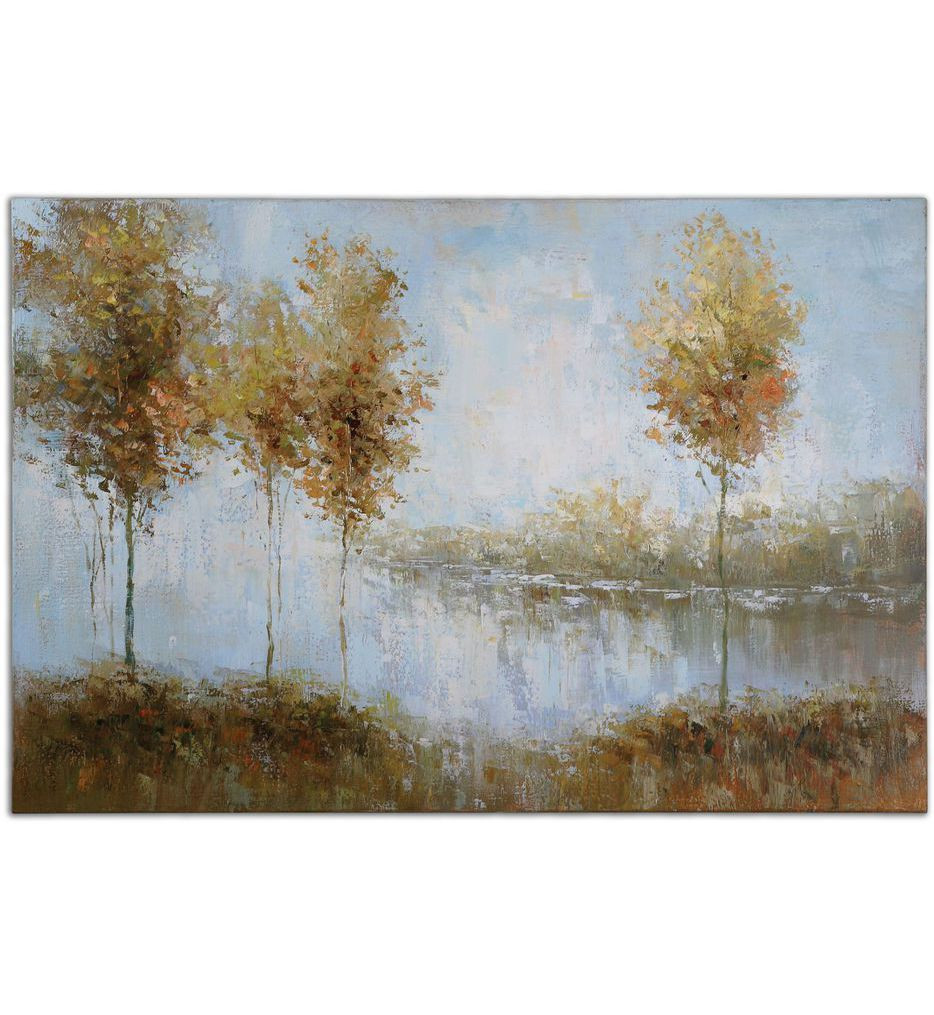 Uttermost - 34266 - View of the Lake Art