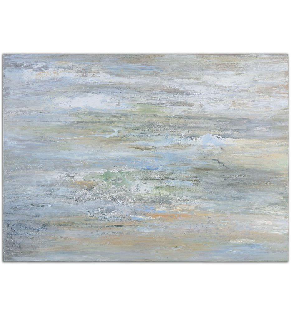 Uttermost - 34394 - Misty Morning Hand Painted Art