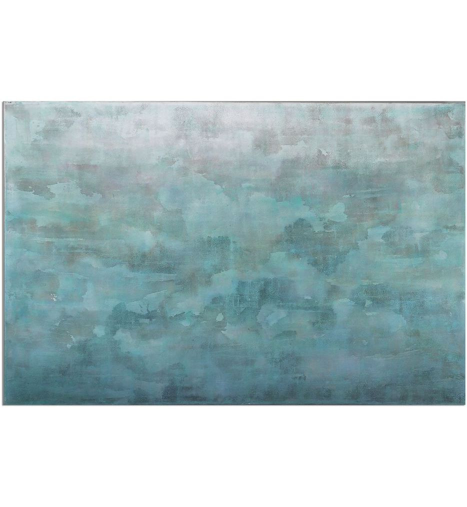 Uttermost - 35325 - Frosted Landscape Modern Art