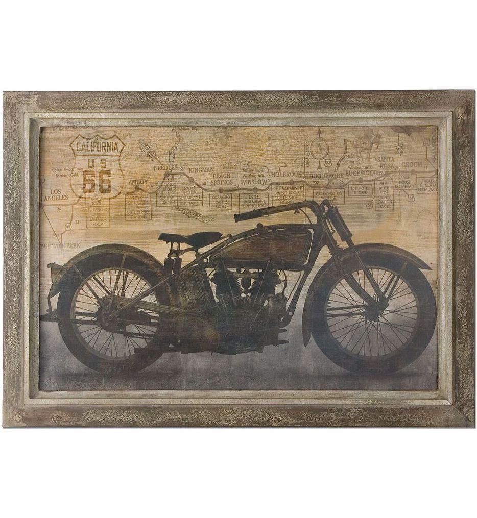 Uttermost - 51086 - Ride Framed Art
