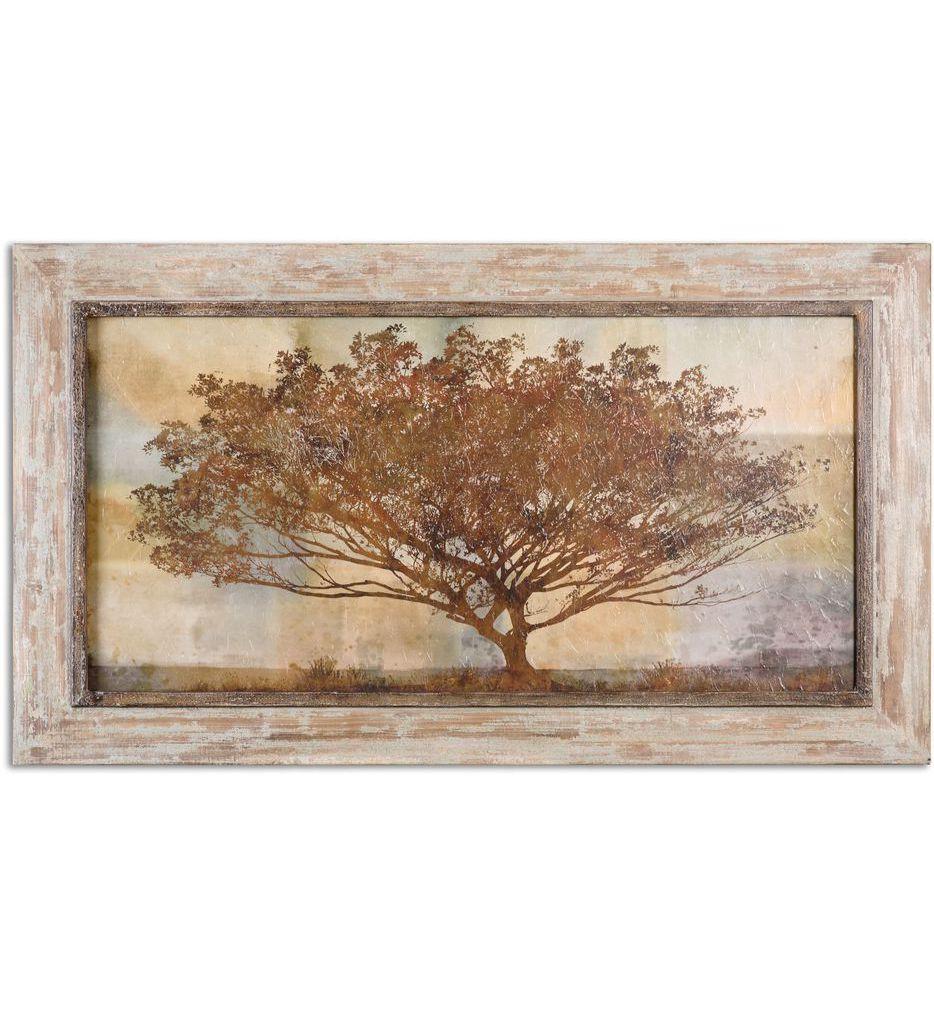 Uttermost - 51100 - Autumn Radiance Sepia Framed Art